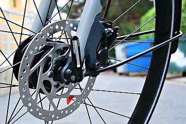 Hamulce tarczowe szosowe V-brake rowerowe