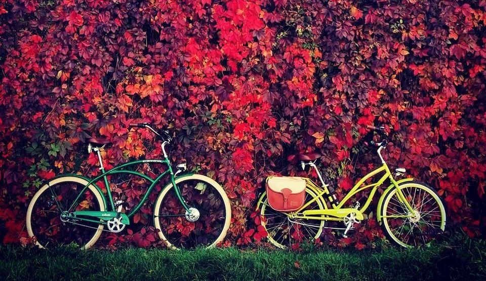 Jak zachęcić partnerkę do jazdy rowerem?