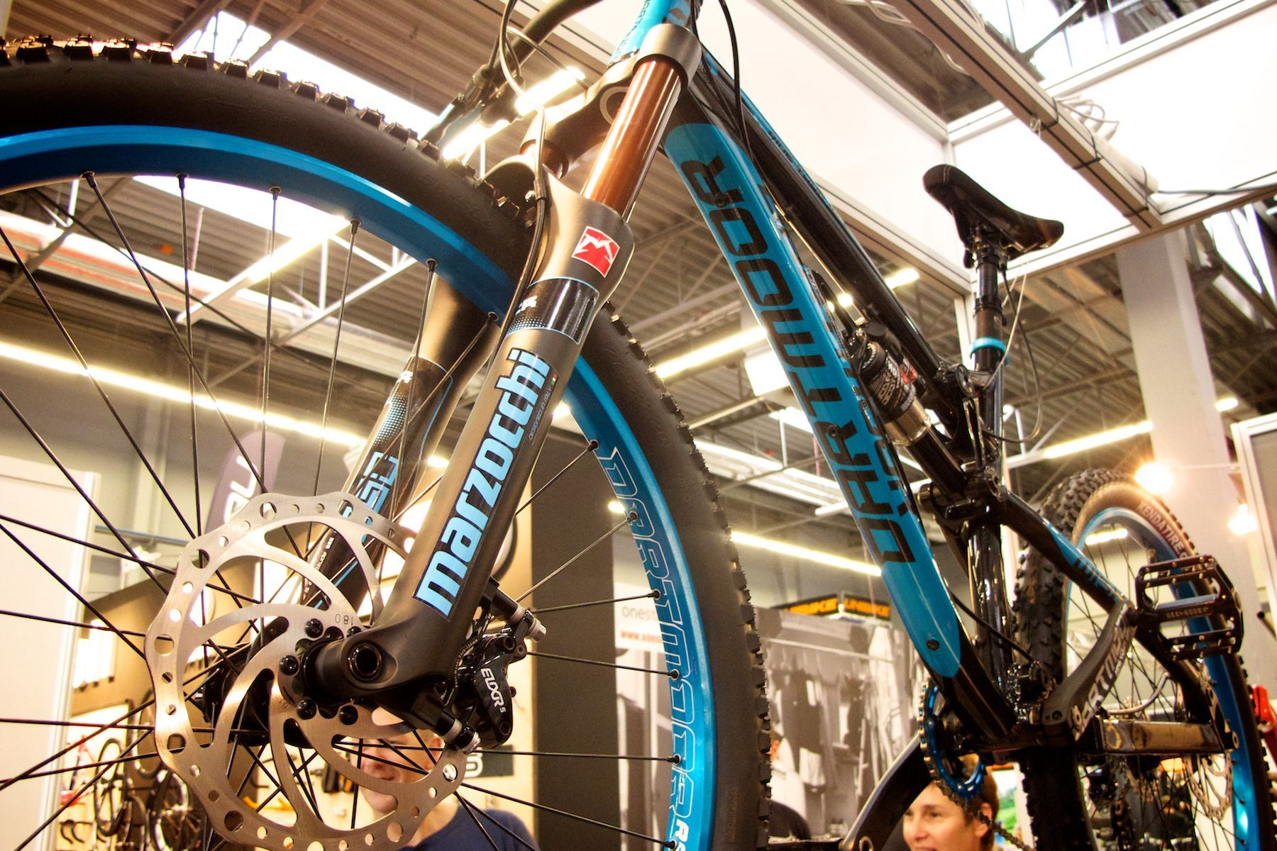 Targi Kielce Bike Expo 2014 - relacja