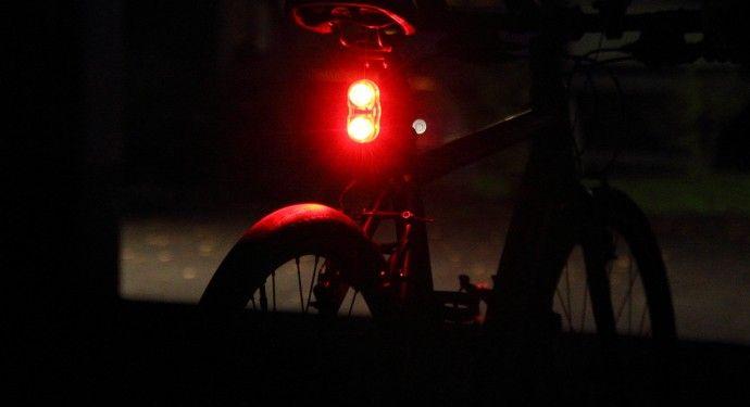 Lampki rowerowe na prezent
