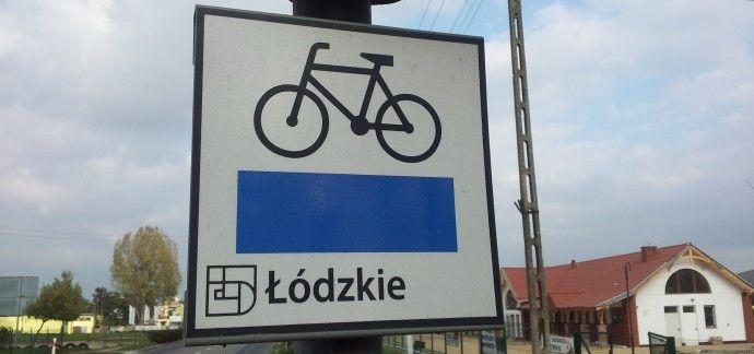 Województwo Łódzkie Szlaki Rowerowe