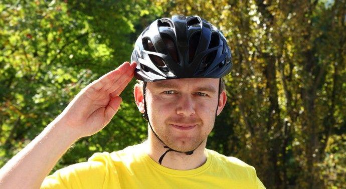 Blog rowerowy Łukasz Przechodzeń
