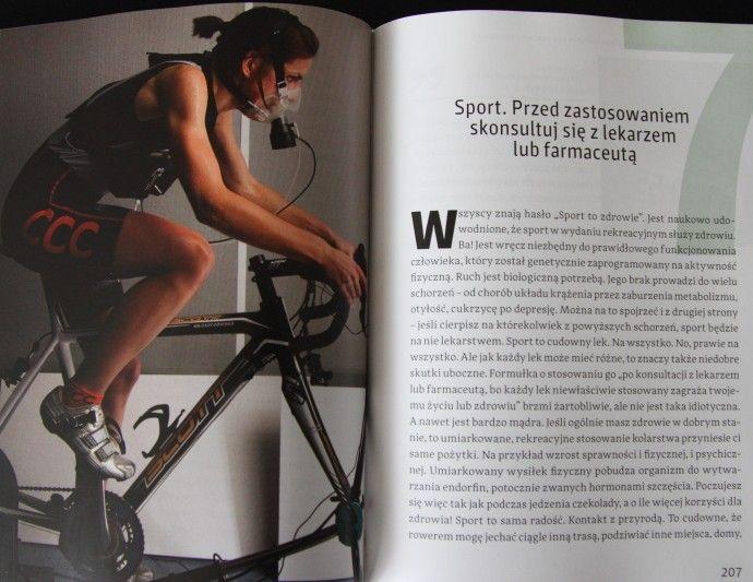 Książka o sporcie MTB Rowery