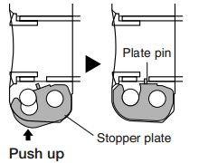 Stopper Plate Shimano