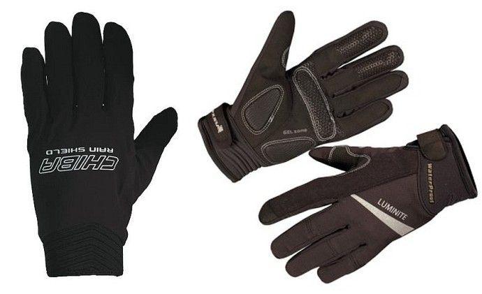 Jakie rękawiczki na rower przeciwdeszczowe