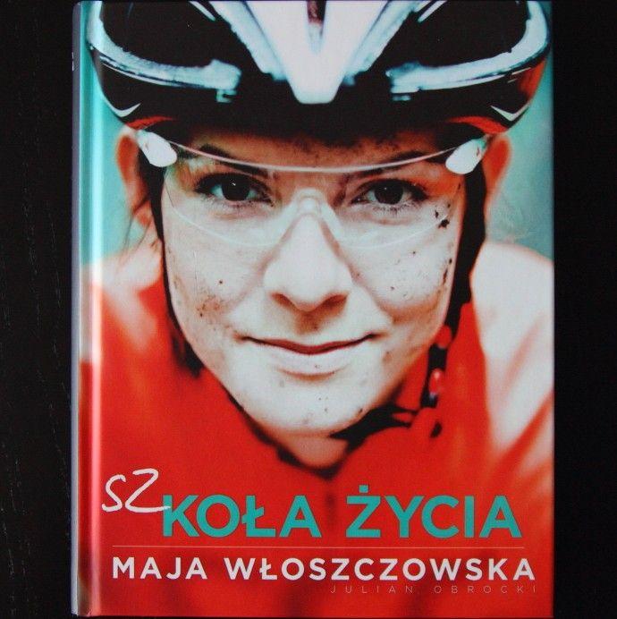 Książka MTB Maja Włoszczowska