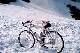 Co zakładać na rower zimą