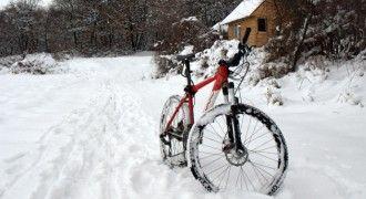 Przygotowanie roweru do zimy