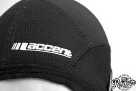 czapka rowerowa accent