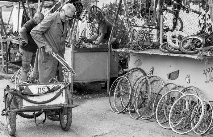 Ceny części rowerowych