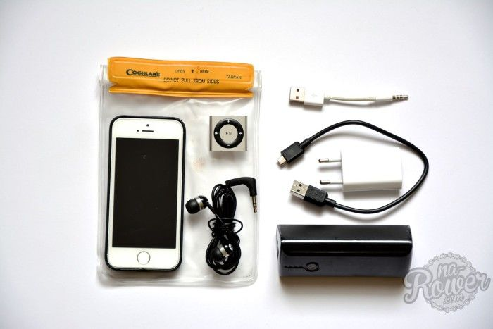 Ultralight Bikepacking - Elektronika i sprzęt foto