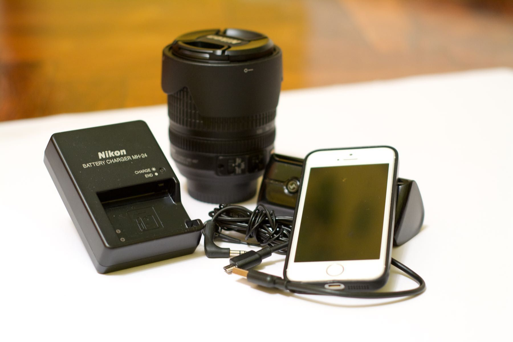 Ultralight Bikepacking - Elektronika i sprzęt foto