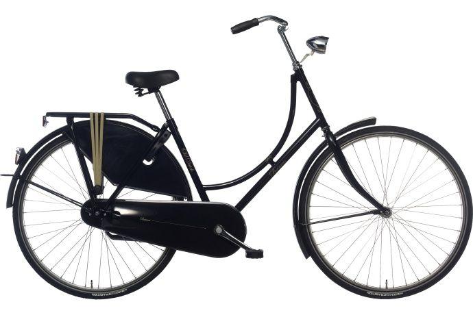 Holenderski rower miejski
