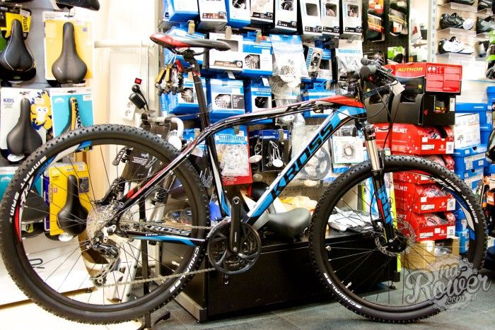 nowy rower kupić