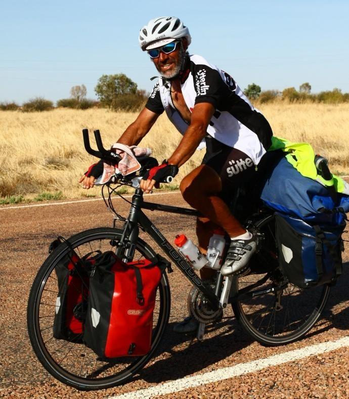Wyjazd rowerowy Ortlieb