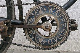 Przełożenia na korbie rower