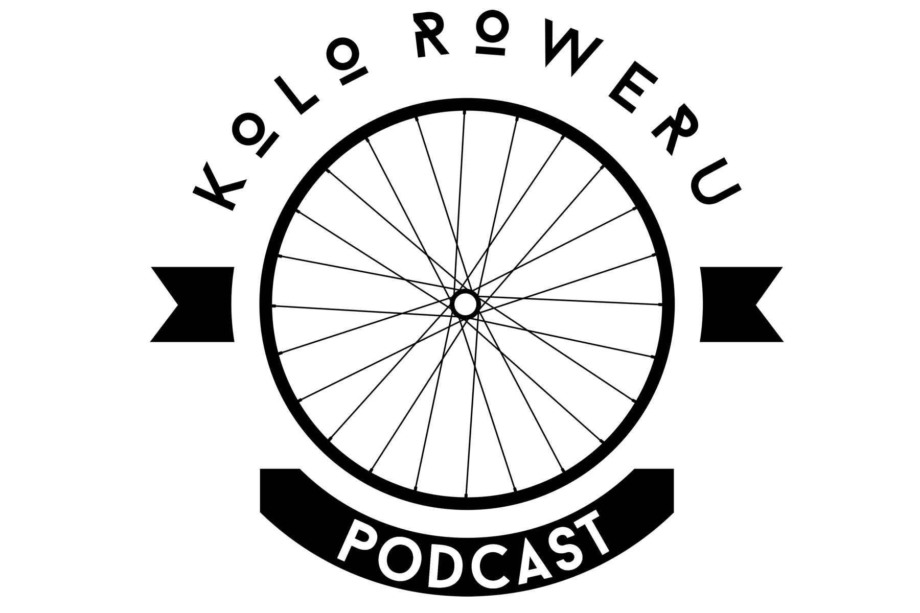 podcast koło roweru okładka