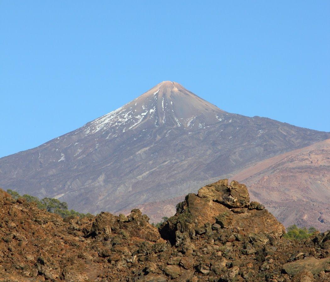 El Teide Pozwolenie