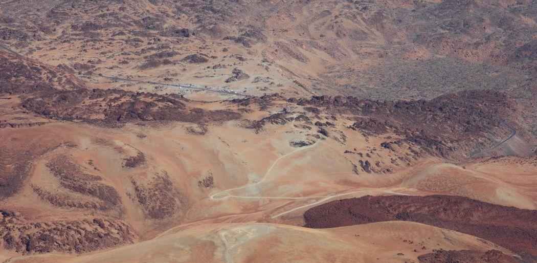 El Teide Trekking Routes