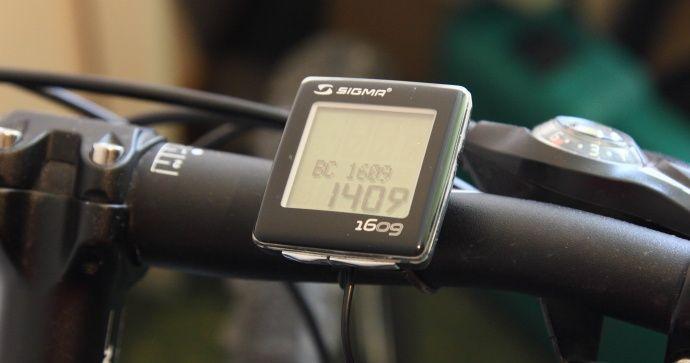 Licznik Sigma rowerowy