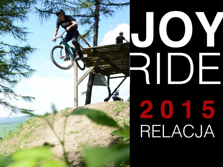JOYRIDE 2015 Kluszkowce relacja wideo
