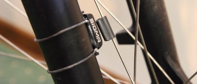 Czujnik i magnes licznik rowerowy