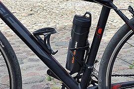 Co zamiast plecaka na rower