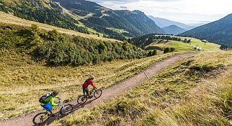 Trentino na rowerach