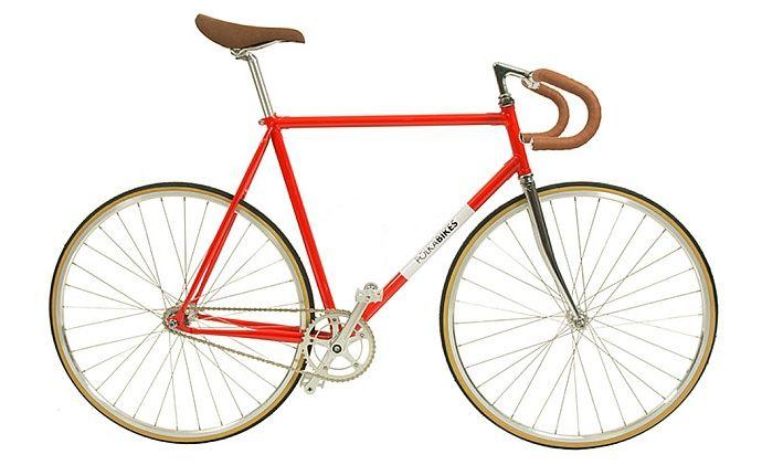 Polka Bikes Pista Rower Miejski