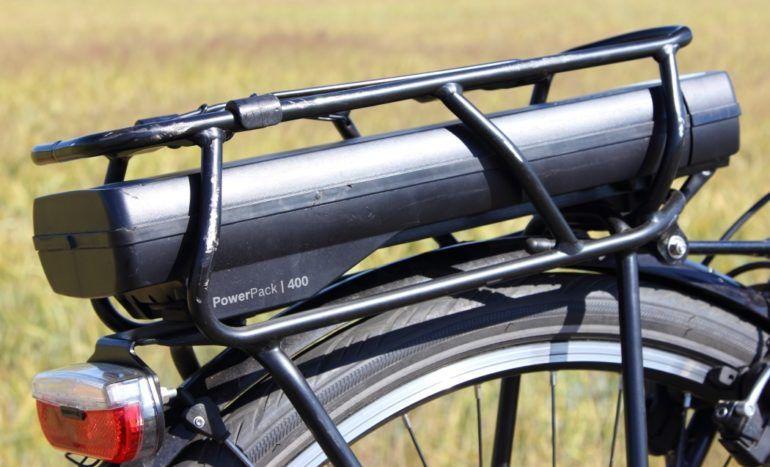 Akumulator w rowerze elektrycznym