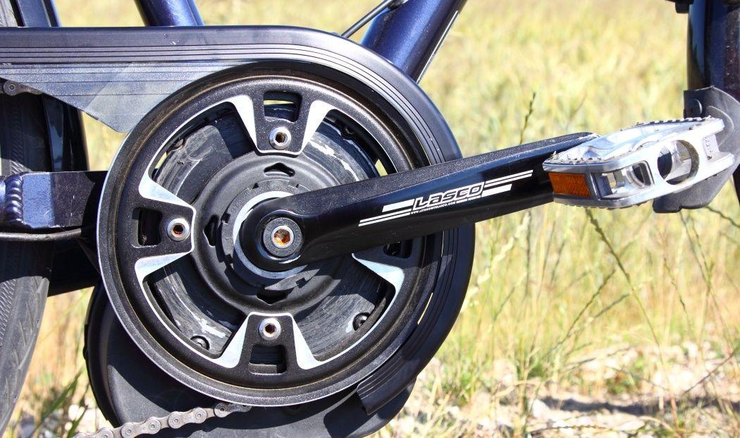 Rower elektryczny jaki silnik