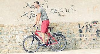 Test rowerów Tesco