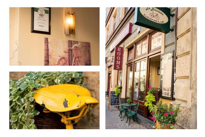 Krakow Restauracja La Bicicletta - Miodowa 7