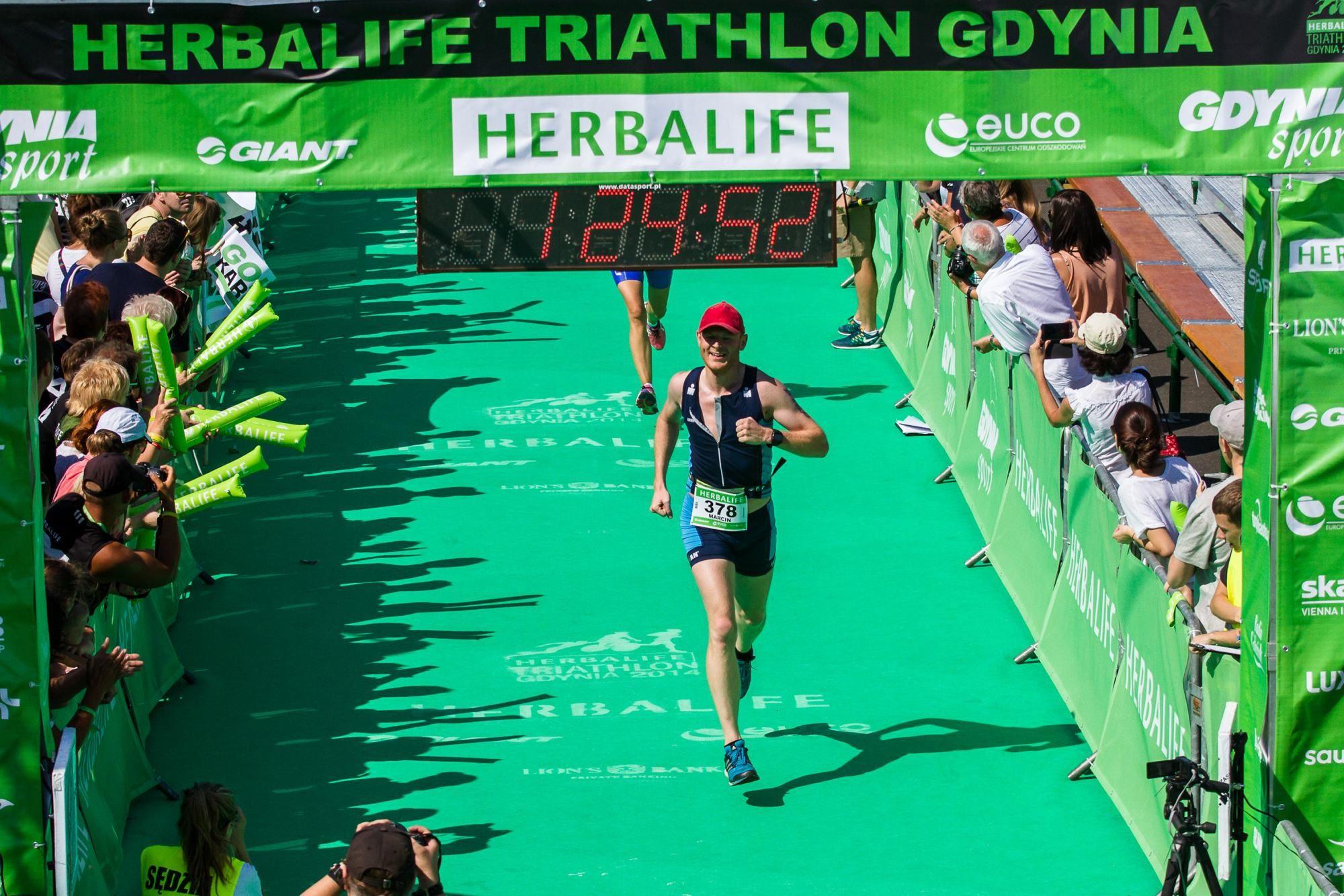 Marcin Hinz podcast Koło Roweru triathlon bieganie sport wywiad