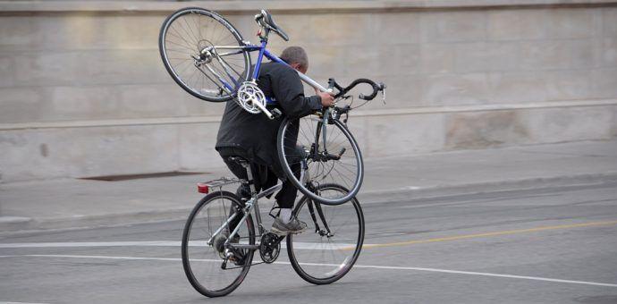 Gdzie zgłosić kradzież roweru