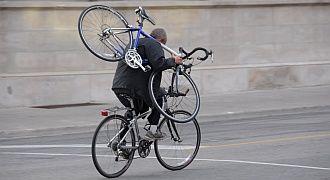 Ukradli mi rower