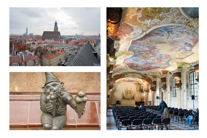 Atrakcje turystyczne we Wrocławiu