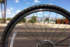 wymiana detki rowerowej