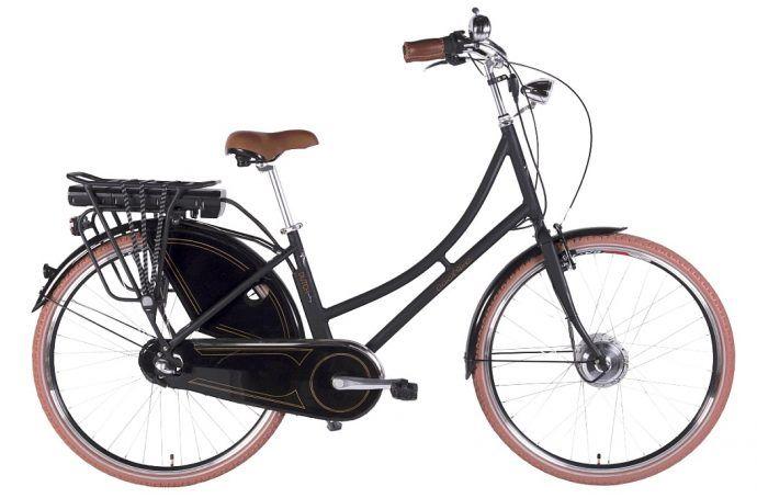 ecobike dutch rower elektryczny
