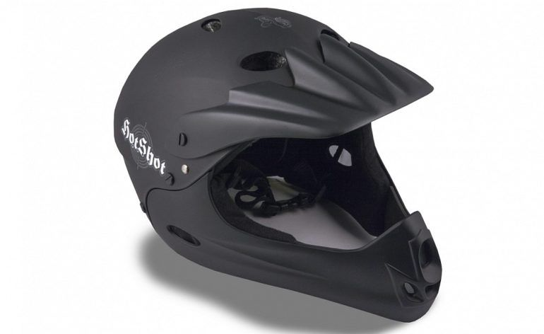 Kask downhill full-face