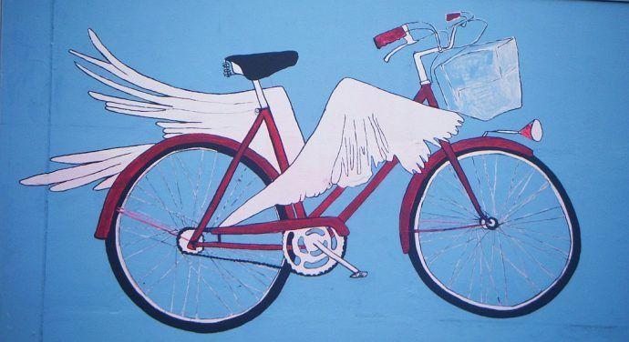 Mandat za brak oświetlenia roweru