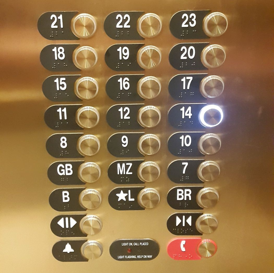 13 piętro