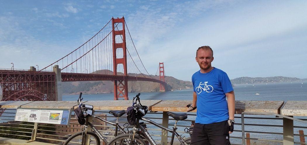 Golden Gate Bridge Bicycle