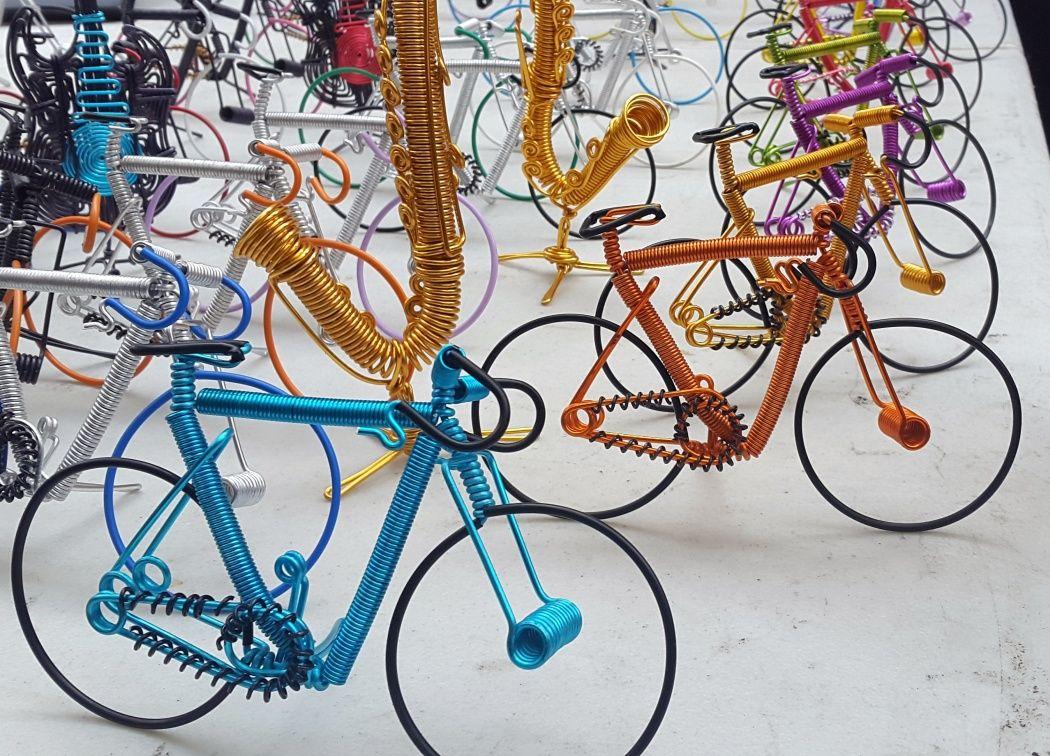 rowery-z-drutu