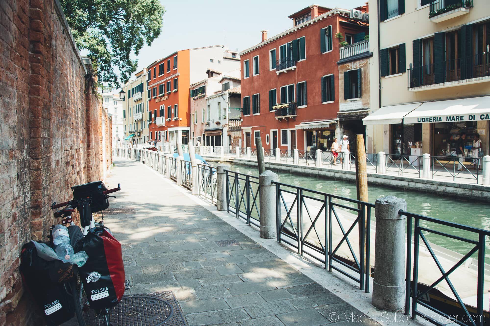 Głębszy sens podróżowania rowerem podcast Koło Roweru