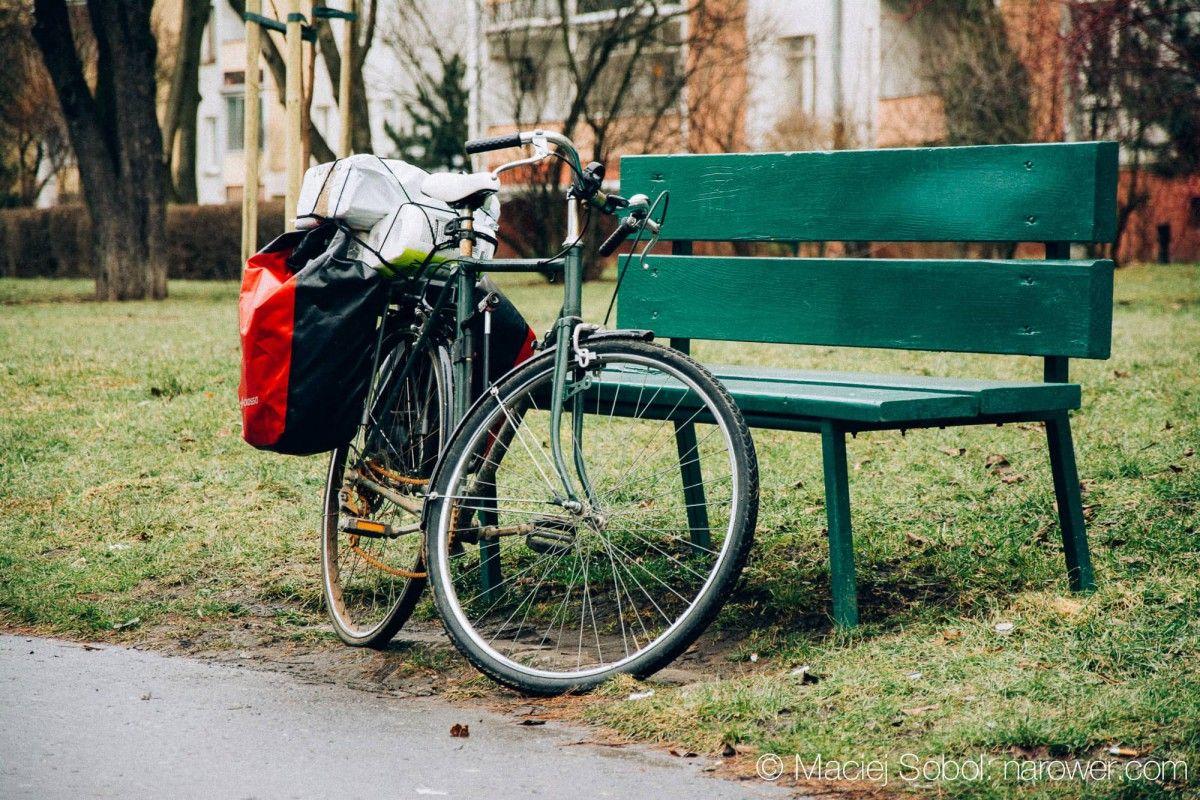 Jak przewieźć zakupy rowerem?