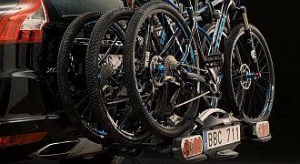 Trzecia tablica rejestracyjna rowerowy bagażnik