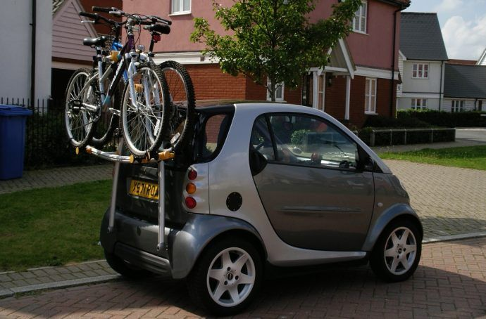 Bagażnik rowerowy Smart