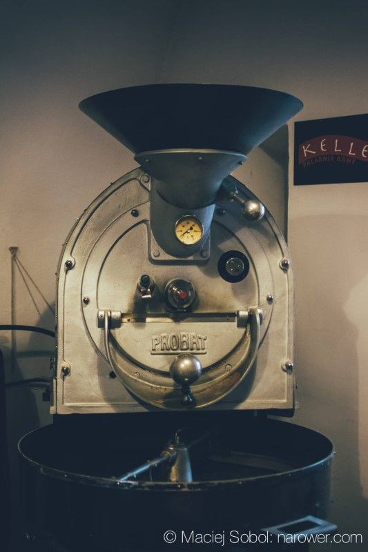 KR026 Coffee ride czyli wszystko o kawie Emil Durasiewicz kelleran coffee