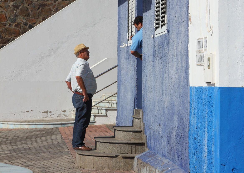 Puerto de las Nieves port